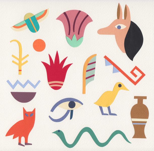 hyerogliphs