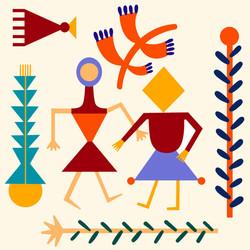 folk characters