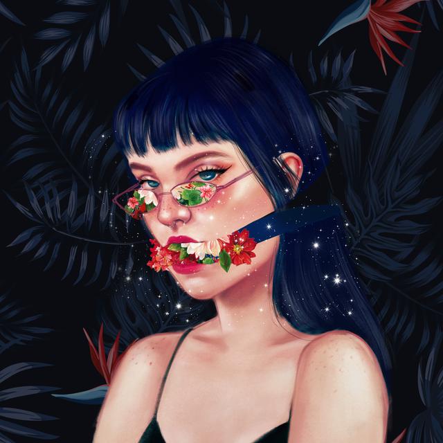 Flower lips