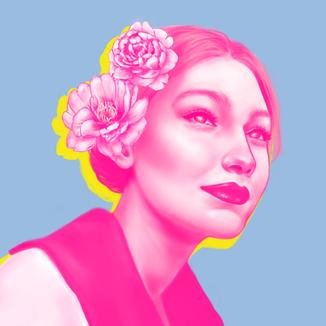 Colored Gigi