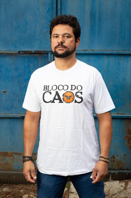 Camiseta Bloco do Caos (tradicional)