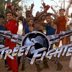 ¡STREET FIGHTER: ULTIMATE BATTLE TENDRÁ BLU-RAY Y STEELBOOK!