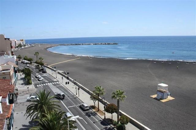 Playa Santa Cruz de La Palma