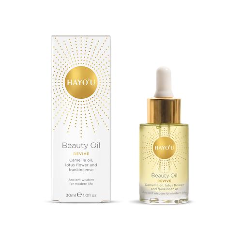 Hayo'u body oil