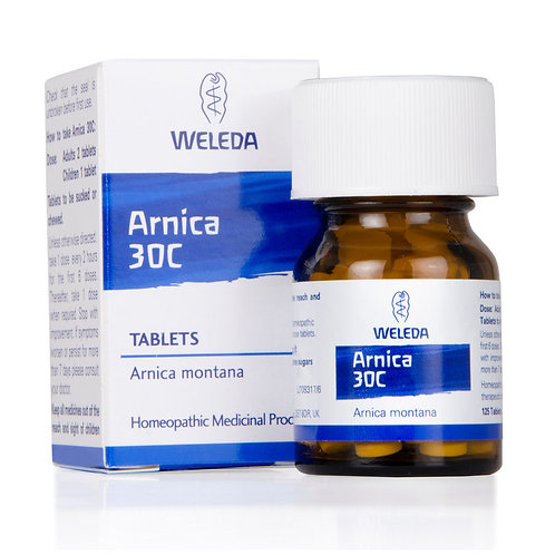 Arnica 30 c - homeopathic tablets