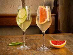 Gurken & Grapefruit Spritz. Schon probiert?