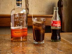 Bulleit Cola. Amerikanischer geht es kaum.