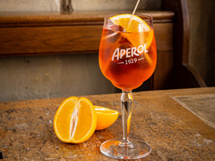 Aperol Spritz. Unsere Gäste lieben es!
