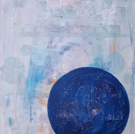 Blue Circle II