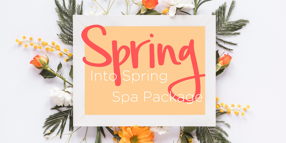 Spring Into Spring | eforea spa Voucher