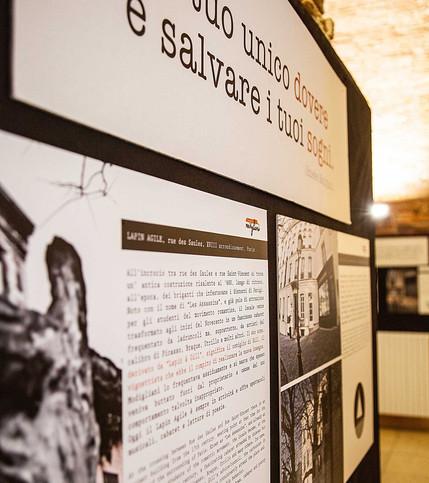 Mostra Bottega del Caffè Livorno (2014)