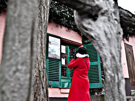 I luoghi di Modigliani tra Livorno e Parigi - Lapin Agile, Paris