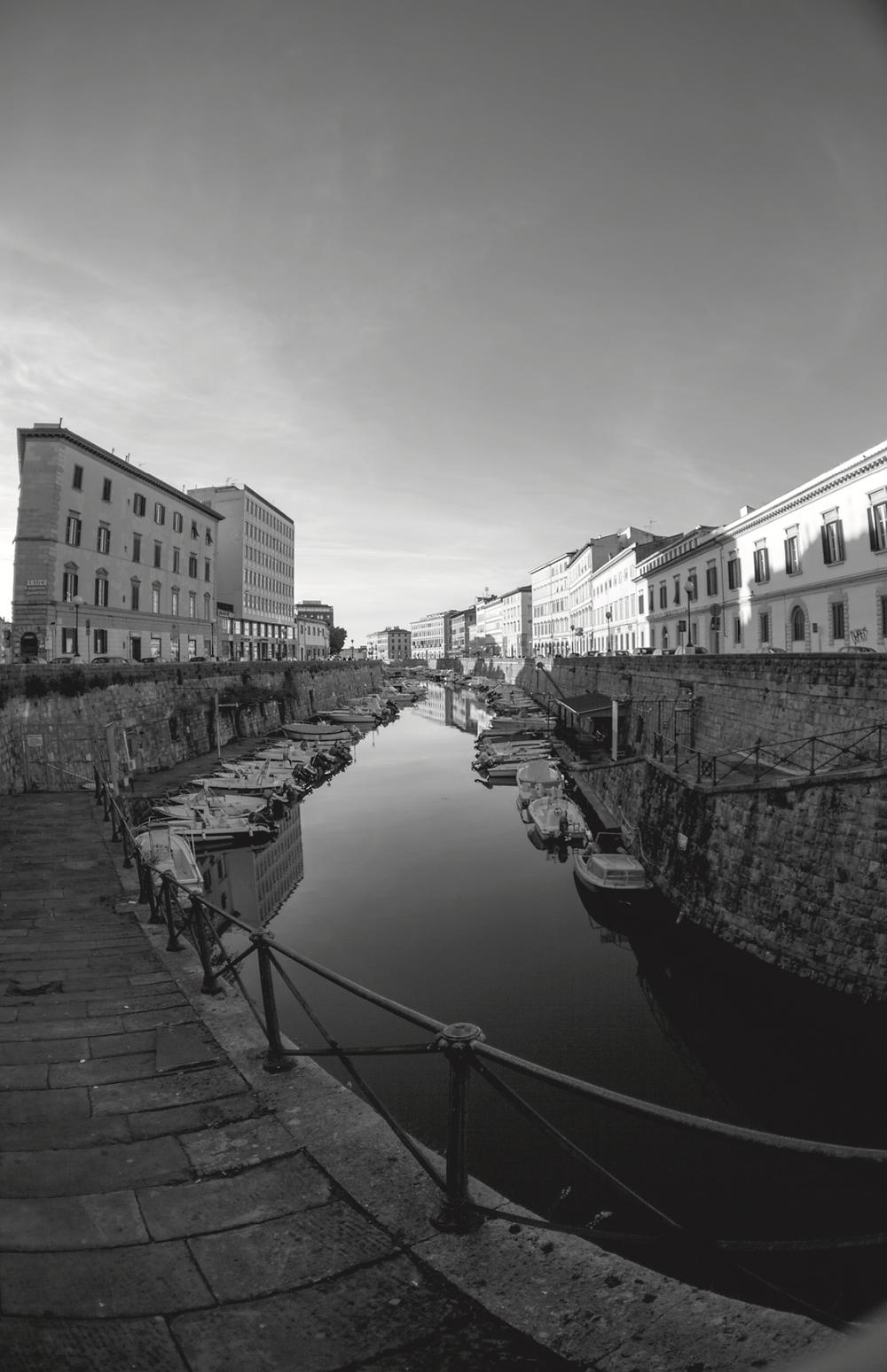 Fossi Reali a Livorno
