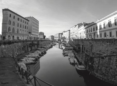 I luoghi di Modigliani tra Livorno e Parigi - Fossi Reali, Livorno