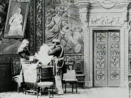 Il primo film di finzione della storia del Cinema italiano e il mistero dell'anteprima livornese.