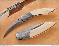 Нож / Джерри Корбит /  Jerry Corbit / USA