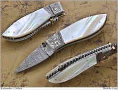 Нож / Деллана / Dellana knife / USA