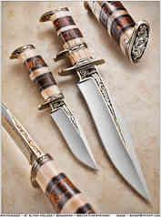 Нож / ДалтонХолдер / D'alton Holder knife / USA