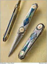 Нож / Оуэн Вуд /  Owen Wood knife / USA