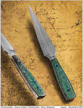 Нож / Кевин Кеси / Kevin Kesey  knife  / USA