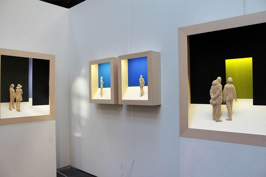 Выставка Питера Демеца