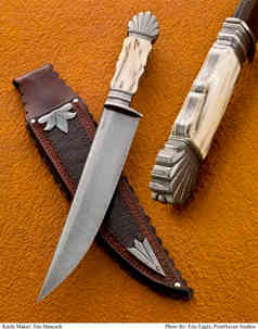 Нож / Тим Хэнкок / Tim Hancock knife / USA