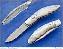 Нож / Харуми Хираяма /  Harumi Hirayama knife / Japan