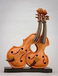 Влюблённые скрипки (Affection violins)