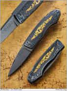 Нож / Фред Картер / Fred Carter knife /  USA