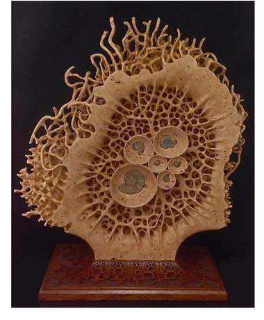 "Скульптура из дерева ""Грот"", Mark Doolittle"