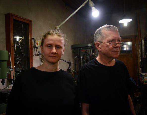 Juergen Steinau, Caroline Gubig
