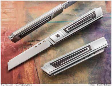 Нож / Мэтью Лерх /  Matthew Lerch knife/ USA