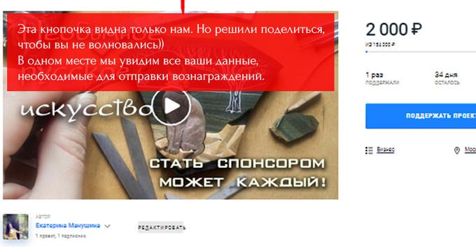 Планета.ру Статистика, список спонсоров