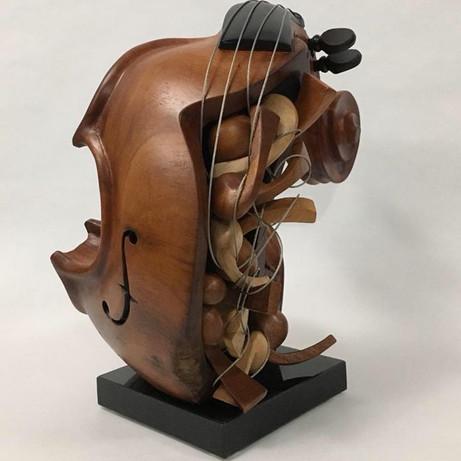 Необычная скрипка Гюллерма