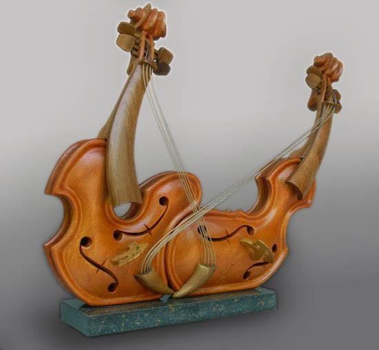Скрипки. Филипп Гюллерм