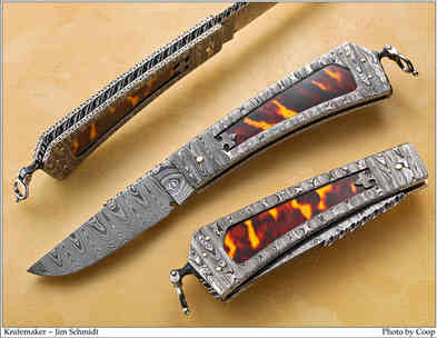 Нож / Джим Шмидт / Jim Schmidt knife /  USA