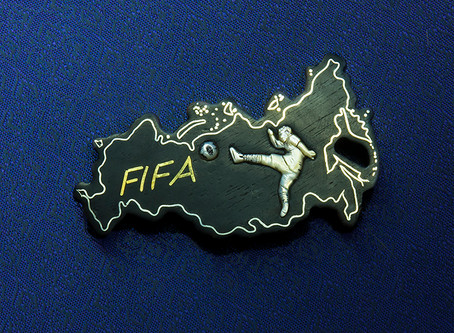 Подарок на чемпионат мира по футболу