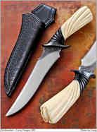 Нож / Ларри Фюген / Larry Fuegen knife / USA