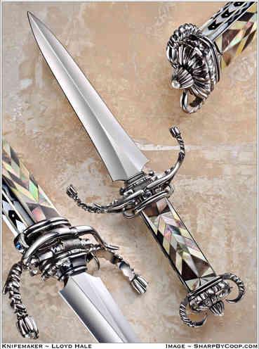 Нож / Ллойд Хейл / LLoyd Hale knife / USA