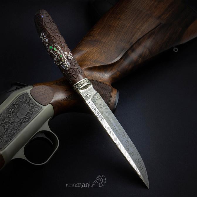 Для кого этот нож?