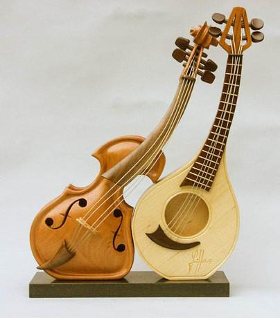 Влюблённfz мандолина (Affection Mandoline)