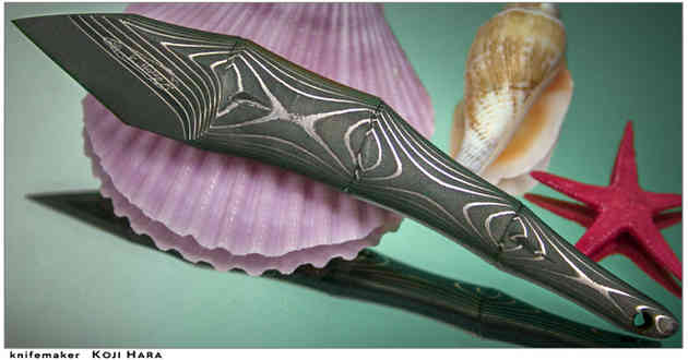 Нож / Кодзи Хара /  Koji Hara knife / Japan