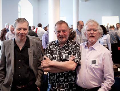 Jürgen Steinau, Dietmar Kressler,Virgil