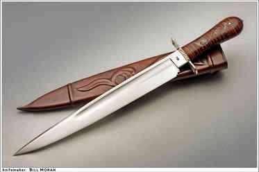Нож / Билл Моран / Bill Moran knife / USA