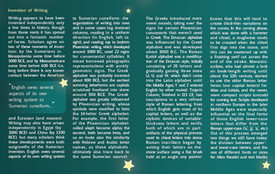 Adobe Type Foldable: Pages 3-4
