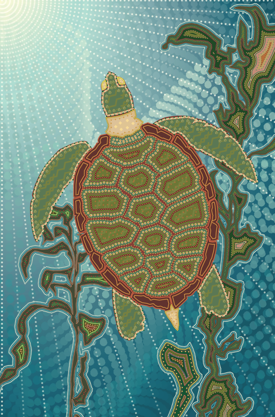 Aborigine Spirit Animal: Sea Turtle