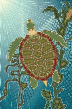 Aborigine Spirit Animal: Sea Turtle