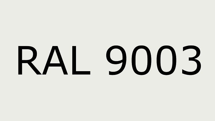 purefil Filament RAL 9003 1.75mm