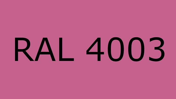 purefil Filament RAL 4003 1.75mm
