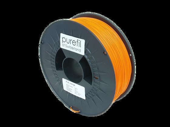 purefil PLA Filament orange 1kg 1.75mm